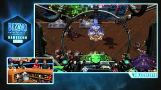 Heroes of the Storm - StarCraft Medic