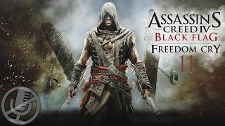 Assassin's Creed 4 Black Flag Freedom Cry Прохождение на PC c 100% синхронизацией #11 — Тортуга