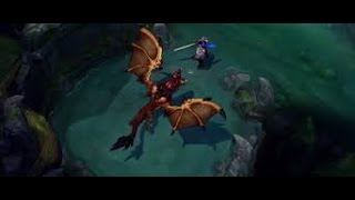 Summoners Rift NEW Map Update 720p League of Legends FREE cam