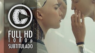 Ex Machina - Official Teaser Trailer #1 [HD] - Subtitulado por Cinescondite