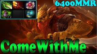 Dota 2 - ComeWithMe 6400 MMR Plays Bounty Hunter Vol 1 - Pub Match Gameplay!