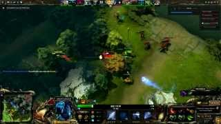 Dota 2 - Assassin Drow Ranger Funny moment