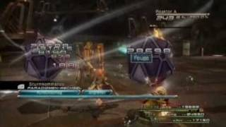 Final Fantasy XIII - easy and very fast way to level up