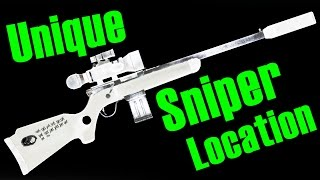 Fallout New Vegas: Best Starting Gun RatSlayer SNIPER Location (Beginner Guide)