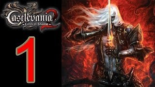 Castlevania lords of shadow 2 walkthrough Part 1 Let's play gameplay no commentary XBOX 360 PS3
