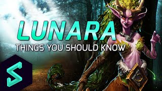 Top 5 Things You Should Know About Lunara, the new Heroes of the Storm Hero | Warcraft Dryad