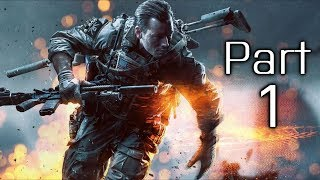 Battlefield 4 Gameplay Walkthrough Part 1 - Campaign Mission 1 - Baku (BF4) Battlefield 4 - Epic Moments (#55) Battlefield 4 - Epic Moments (#62) BATTLEFIELD 4 - SNIPING Multiplayer Gameplay! 10+ Minutes BF4 Sniper Online! (1080p HD PC) Squad Up - Snow Sn