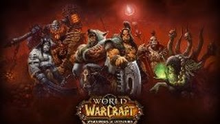 World of Warcraft Гайд по расам и классам.