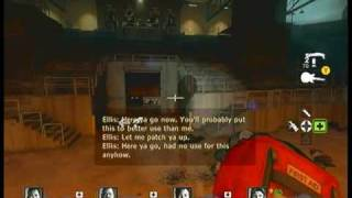 Left 4 Dead 2: Ellis Singing