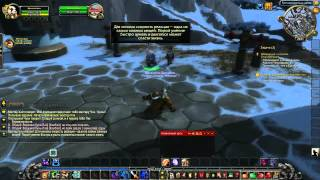 World of Warcraft Mists of Pandaria. Путь Монаха. Часть 1.