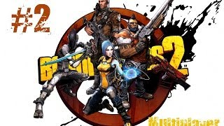 Borderlands 2 multiplayer #2 (stream twitch)