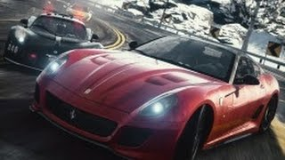 Need for Speed™ Rivals карьера за гонщика