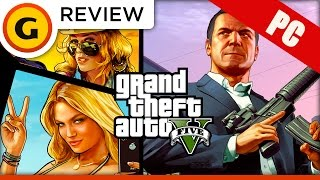 Grand Theft Auto V (PC) - Review