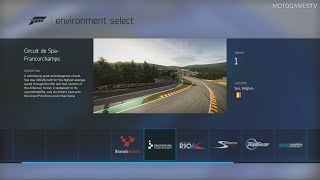 Forza Motorsport 6: Apex [Beta] - Tracks & Cars List