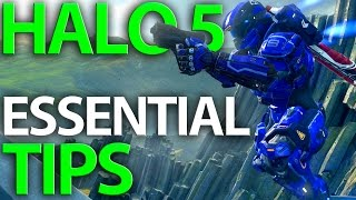 Essential Tips For H5 | Halo 5 Tips #3