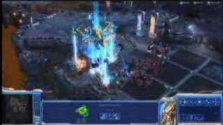 Starcraft 2: In Game Protoss Mother Ship