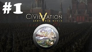 Стратегия - Sid Meier's Civilization V: Brave New World