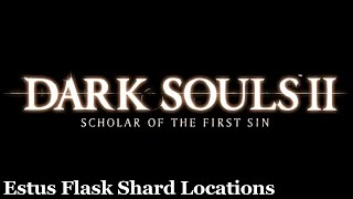Dark Souls 2: Scholar of the First Sin: All 12 Estus Flask Shard Locations