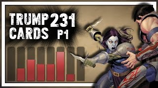 Hearthstone: Trump Cards - 231 - Evisceration - Part 1 (Rogue Arena)