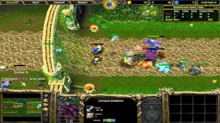 (011) WarCraft 3: TFT - Castle Fight - Corrupted