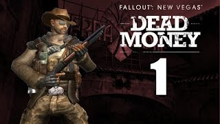 FALLOUT NEW VEGAS - Ch 3 (Dead Money) #6   Let's Play