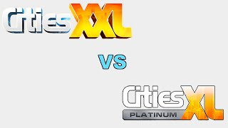 The Difference Between Cities XXL and Cities XL Platinum