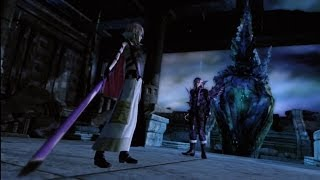Lightning Returns: Final Fantasy XIII - Caius Ballad Boss Battle
