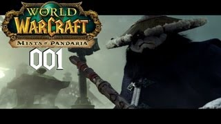 Let's Play World of Warcraft: Mists of Pandaria #001 [Pandaren/Deutsch/HD]