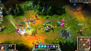League of Legends- Miss Fortune- рулит.mp4