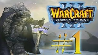 WarCraft 3: The Frozen Throne - Entire Campaign