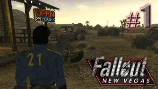 Проходим Fallout: New Vegas (Project Nevada)