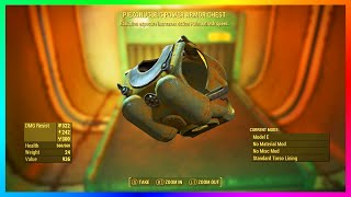Fallout 4 - LEGENDARY Power Armor Suit Location & Guide! - Piezonucleic Power Armor Tutorial! (FO4)