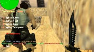 Counter Strike 1.6 Knife Server