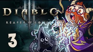 Diablo III: Reaper of Souls [Part 3] - Companion Quests?!?! WHA?!