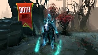 Manifold Paradox Phantom Assassin arcana equipped with other sets preview - Dota 2