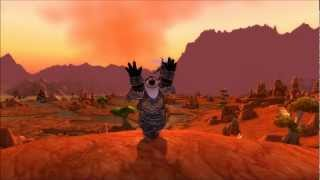 Everyday I'm jiggling in World of Warcraft (Pandaren Male /dance)