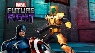 Hodgepodgedude  играет Marvel Future Fight #3
