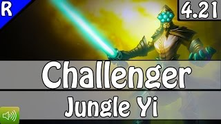 2037: TheOddOne as Master Yi Jungle vs Rek'Sai - S5 Preseason Ranked Challenger Gameplay