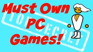 Top 5 Must Own PC Games 2015 | Must Own Games | Best PC Games Ever