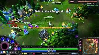 League of Legends - 2009 BETA Test