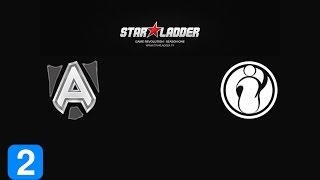 Highlights Alliance vs Invictus Gaming Game 2- StarLadder 12