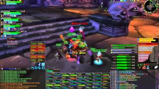 World of Warcraft Curse vs The Four Horsemen Vanilla Naxxramas