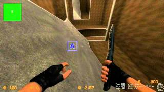 Counter-Strike: Source - Key overlay test 1