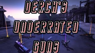 Borderlands 2: Underrated Guns