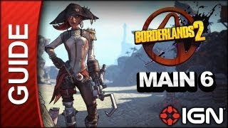 Borderlands 2 Captain Scarlett and Her Pirate's Booty DLC Walkthrough - Crazy About You - Main ...