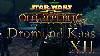 [Star Wars The Old Republic Coop] XII ] Интриги, интриги