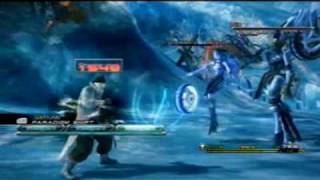 Final Fantasy XIII -  Snow Vs Shiva Sisters Nix