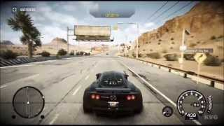 Need for Speed: Rivals - Hennessey Venom GT | Top Speed 447 KMH [HD]