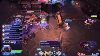 THE LIGHT ABANDONS NO MAN! Heroes of the Storm! Quickmatch with Bill & Malkor!