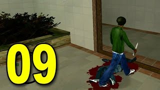 Grand Theft Auto: San Andreas - Part 9 - Sneaky Knife Killer (GTA Walkthrough / Gameplay)